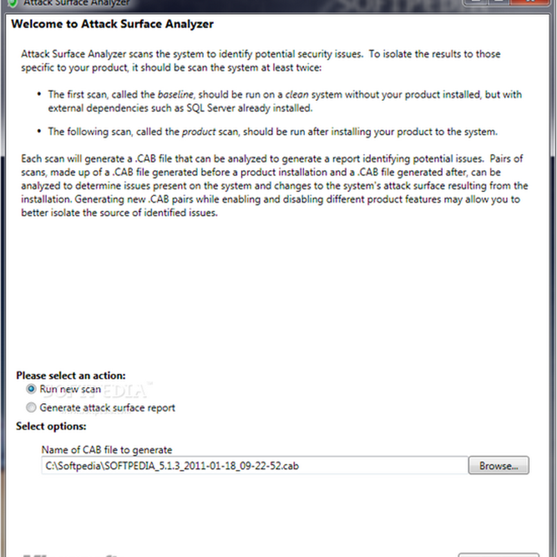 Attack Surface Analyzer: New Security Tool From Microsoft