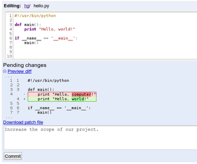 google-code-edit