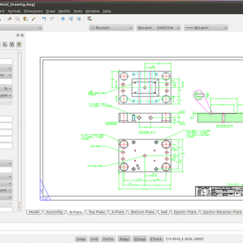 DraftSight: Free CAD Software For Windows And Linux