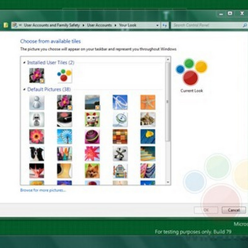 Leaked Video And Screenshots Show More of Windows 8