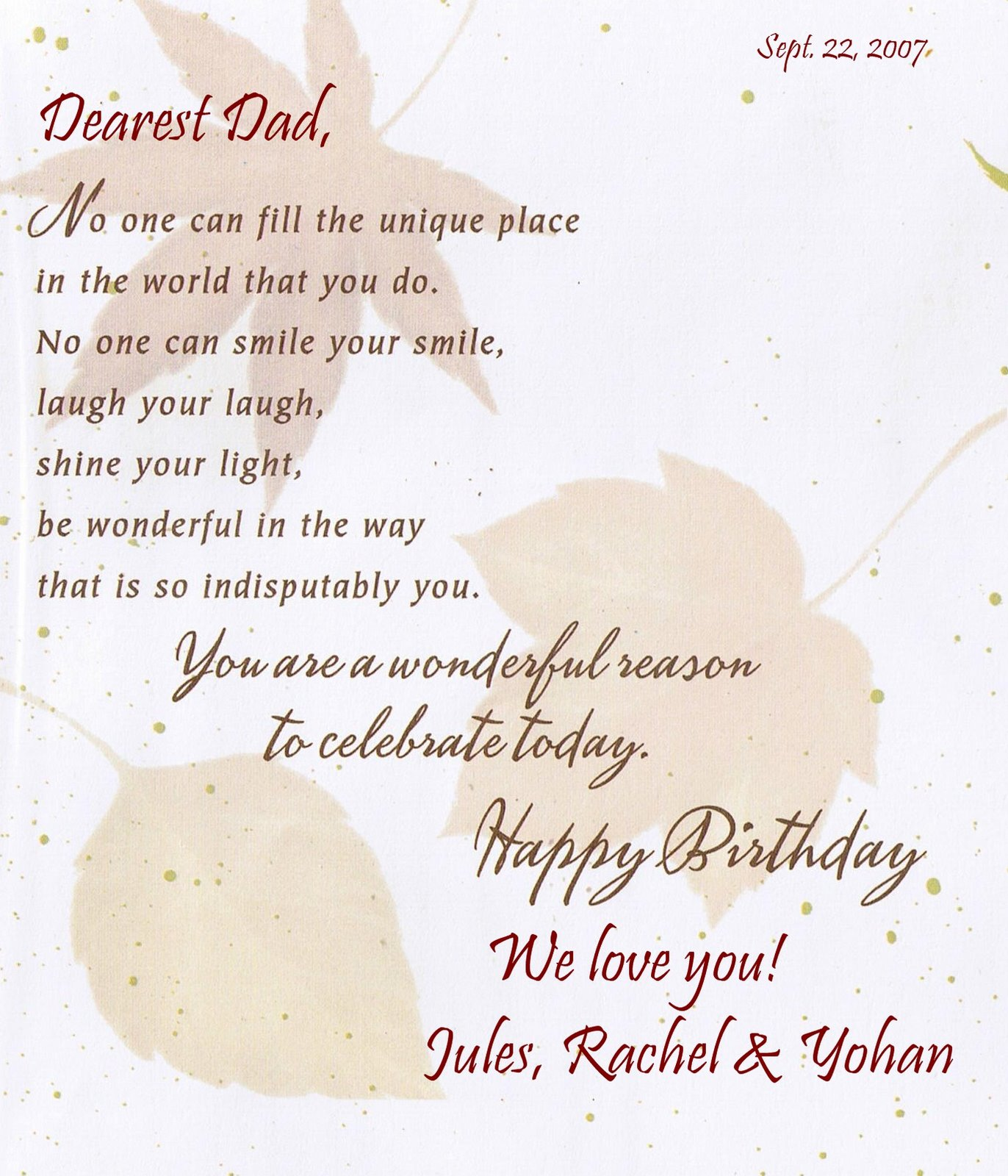birthday in heaven quotes [2] Quotes links