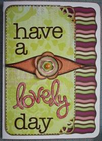 Have a LovelyDay