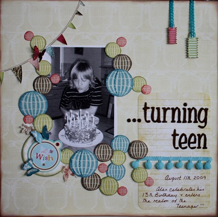 Turning Teen