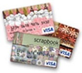 Scrap Credit Cards