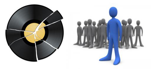 利基音乐市场战略