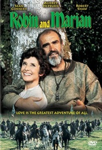 Robin and Marian - DVD Cover