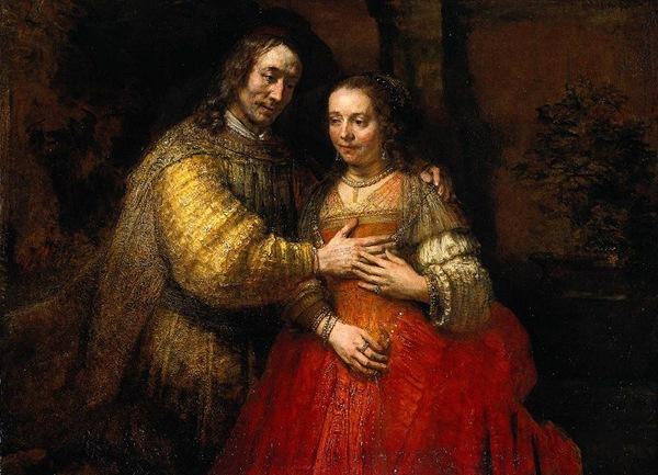 800px-Rembrandt_Harmensz._van_Rijn_-_Het_Joodse_bruidje