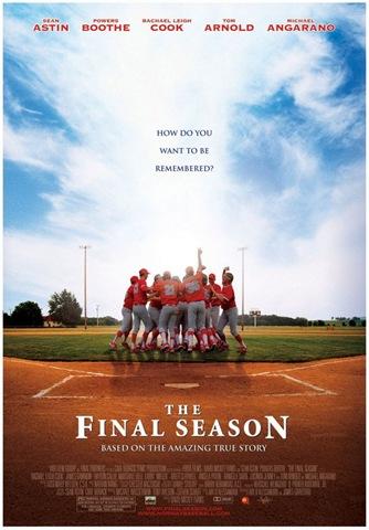 The Final Season - Poster