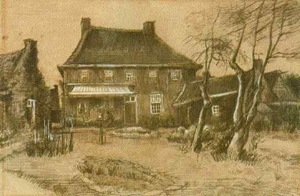 Vicarage at Nuenen