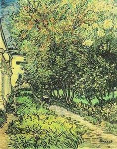 The Garden of Saint-Paul Hospital