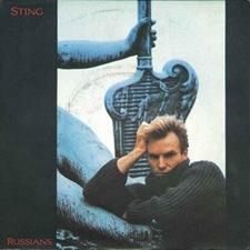 Russians - Sting 1986 Single