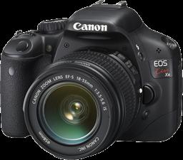 Canon Kiss x4 - 550D