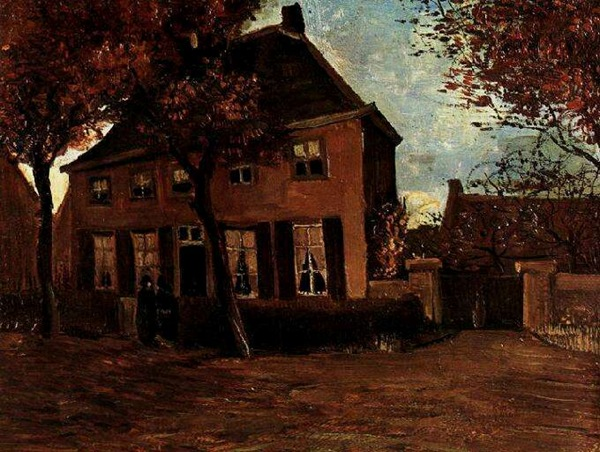 The Vicarage at Nuenen