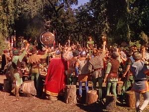 Adventures of Robin Hood - Feast