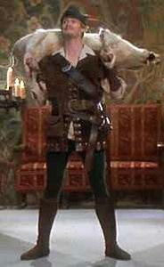 Cary Elwes as Robin Hood