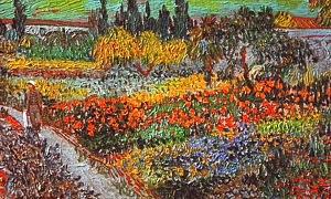 Dreams - Flowering Garden with Path