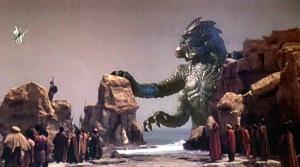 Clash of the Titans - Kraken