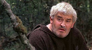 Robin and Marian - Friar Tuck