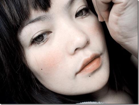 Ficar com o rosto corado é uma característica da espécie humana.