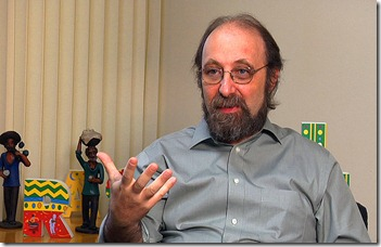 Miguel Nicolelis, neurocientista brasileiro.
