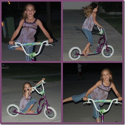 Scooter Collage
