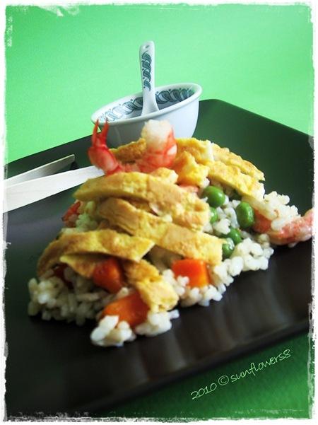 Insalata di riso cantonese 2