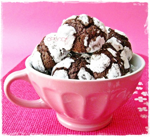 Chocolate coffee crinkle 3