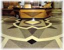 terrazzo floor finish