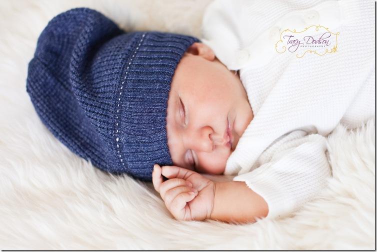 4 week baby