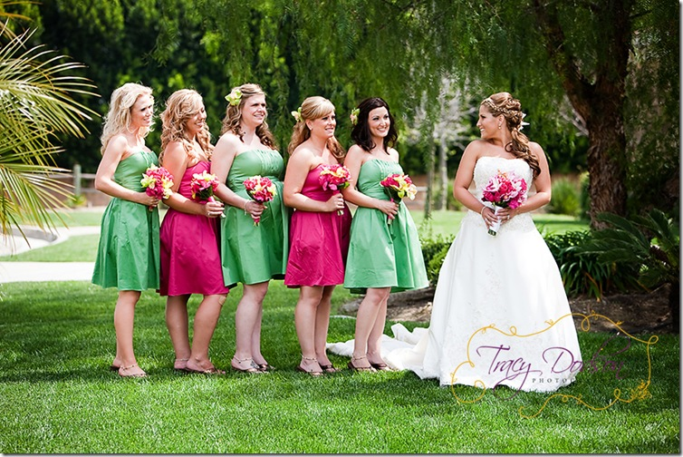 M& D Bridesmaids   066j rep