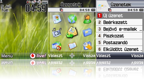 Vista 2 Theme for samsung zv40