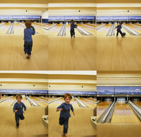How to Bowl Owen style