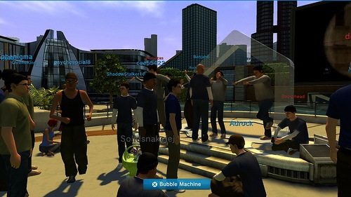 SONY PLAYSTATION HOME