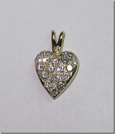 Heart-Diamond-Pendant