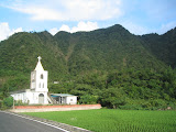 Church in central Taiwan