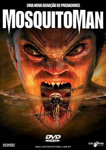 Filme Poster Mosquito Man DVDRip XviD & RMVB Dublado