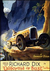 California or Bust 1927-1A3