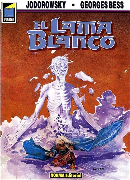 El Lama Blanco 01-01
