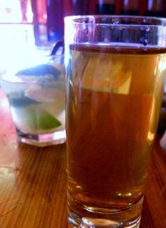 Where to find a less preppy Sanlitun - Lau Wu (Tapas Bar) - spicy shot
