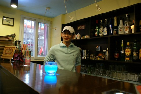 BenShake: Cafe with Character - Ben