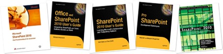 View BOOKS SHAREPOINT 2010