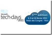 MSTECHDAYS2011