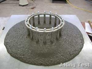 J-Ring Test