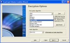 security ecreyption flash drive