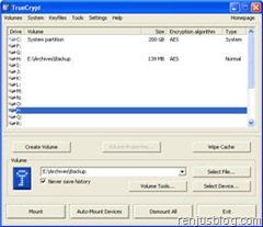 encrypt usb drive flash thumb drive