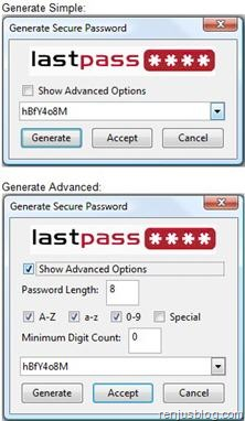 lastpass firefox password manager