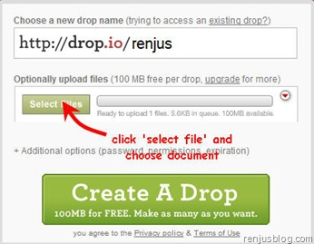 send fax online free via dropio