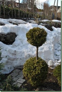 møkkalei snøen !!