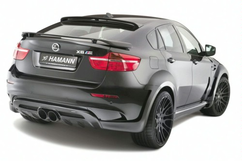 2011 Hamann BMW X6 Tycoon Evo M · rcz 300kmh · 2011 hamann x6 m