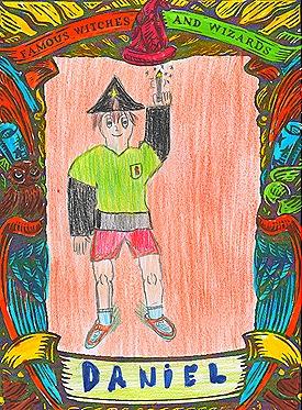 Daniel y el espejo mágico